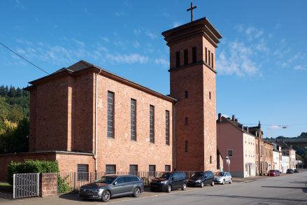 Evangelische Pfarrkirche Ehrang
