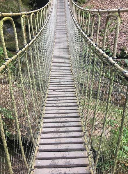 Hängebrücke Butzerbach