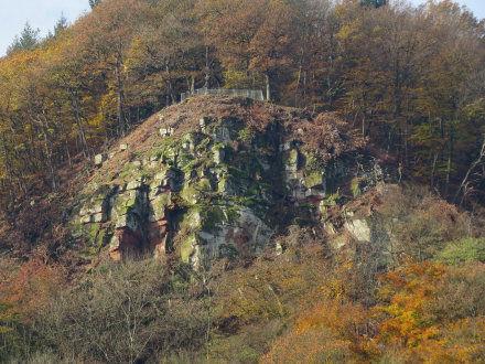 Aussichtspunkt Ehranger Kanzel Ehrang