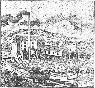 Mühlengelände Trier Ehrang