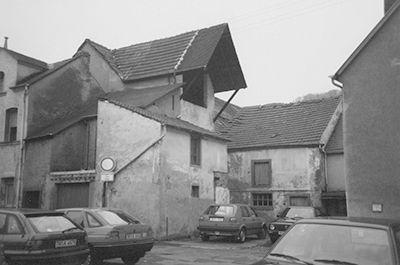 Niederstraße ca. 1989 Trier Ehrang