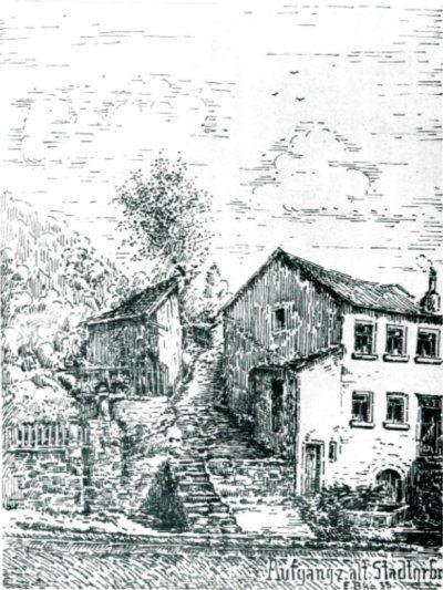 Obertor Trier Ehrang