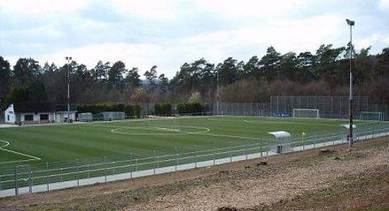 Sportplatz Auf der Heide