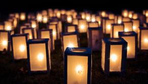 Herzlich willkommen zum Lichterfest!