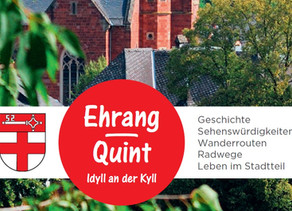 Neue Broschüre für Ehrang/Quint