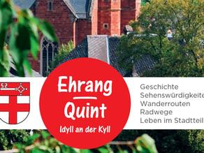 Broschüre für Ehrang/Quint