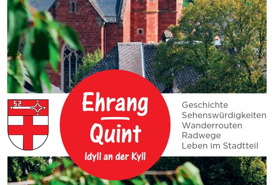 Broschüre Ehrang/Quint