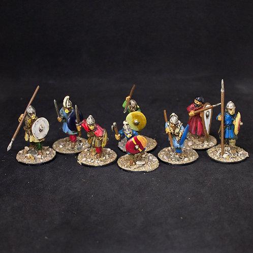 Gripping Beast Saga - Crusader Sergeants