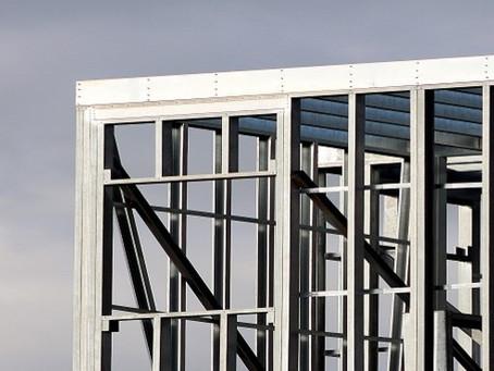 Estruturas metálicas em edifícios de múltiplos andares