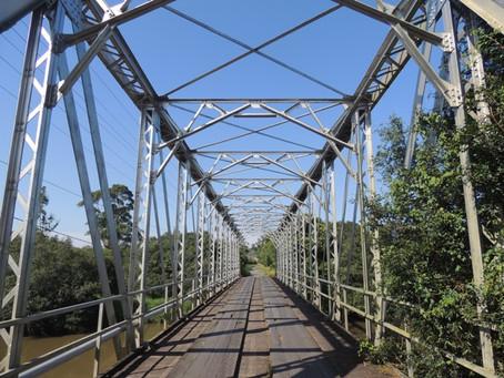 Pontes metálicas