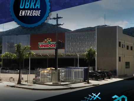 Supermercados Unidos Bellotti   – Obra Entregue!