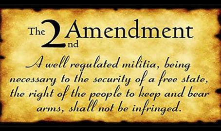 Gun Rights 5 Point Plan ⭐️⭐️⭐️⭐️⭐️