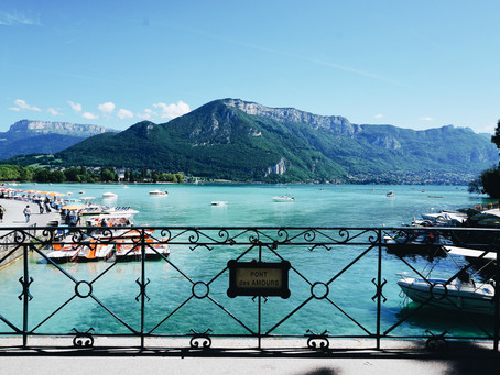 Annecy Travel Guide | The South of France Diary