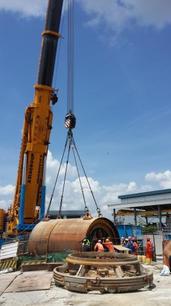 Sewerage Scheme to Serve Jurong Eastern