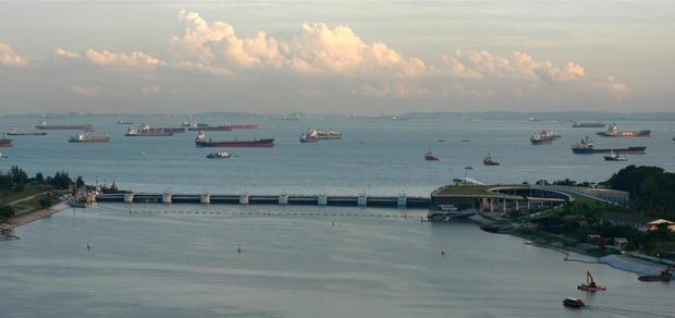 Pipeline Crossing Marina Reservoir (3).j
