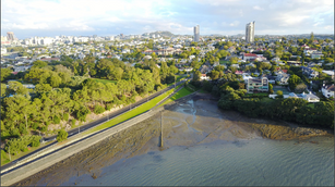 St Mary's Bay -Masefield Beach Water Qua