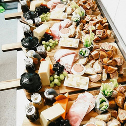 Our ploughmans grazing boards are the pe