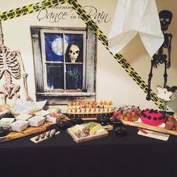 Halloween party #soireeventz #partyfood#