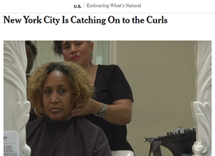 New York City Is Catching On to the Curls