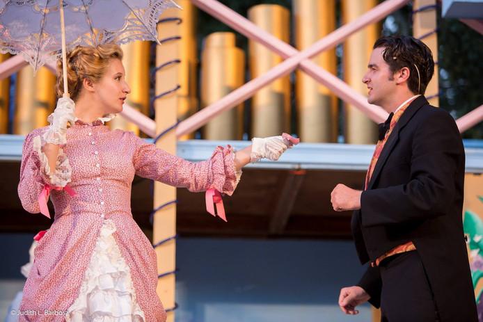 "Valentine in Shakespeare's ""Two Gentlemen Of Verona"". Shakespeare On The Shoreline"