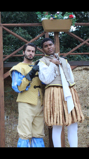 """Antipholus Of Syracuse, Shakespeare's """"The Comedy Of Errors"""" at Shakespeare On The Shoreline"""