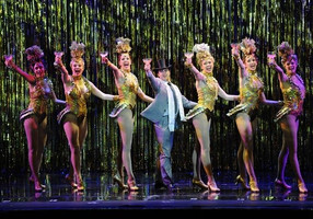 """I wanna be a producer. National Tour of """"The Producers"""""""