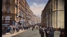 CALLE CARRETAS, ENTRE 1925 y 1930