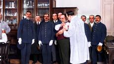 VACUNACIÓN DURANTE LA GRIPE DE 1918