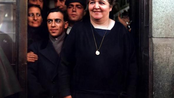 DOÑA MANOLITA HACIA 1935