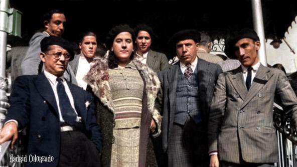 HILDEGART: LA VIRGEN ROJA (HILO)