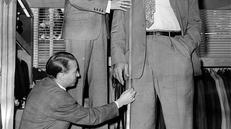 PRIMO CARNERA EN MADRID, 1957