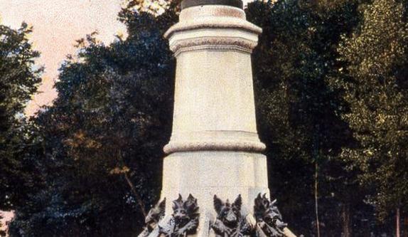 EL ÁNGEL CAÍDO, 1910 ca.