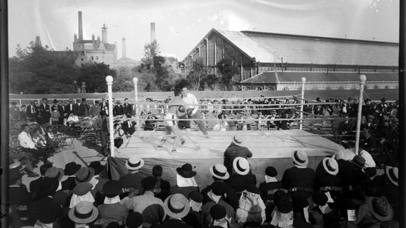 CAMPEONATO DE BOXEO, 1924
