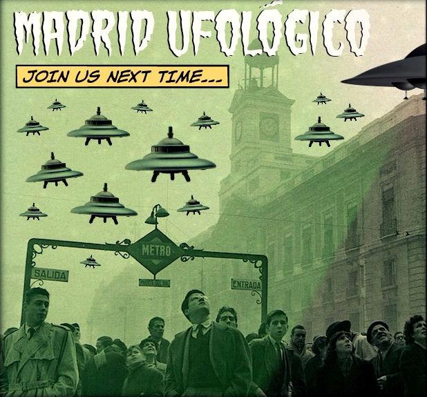 Madrid ufológico