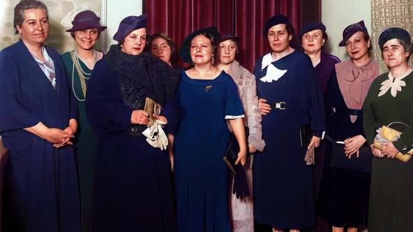 EL LYCEUM CLUB FEMENINO EN 1935
