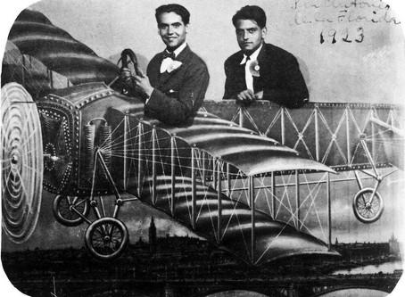 LORCA Y BUÑUEL EN LA VERBENA DE SAN ANTONIO, 1923