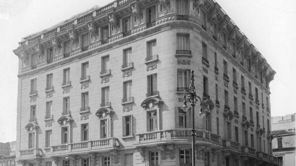 EL ANTIGUO HOTEL DE ROMA