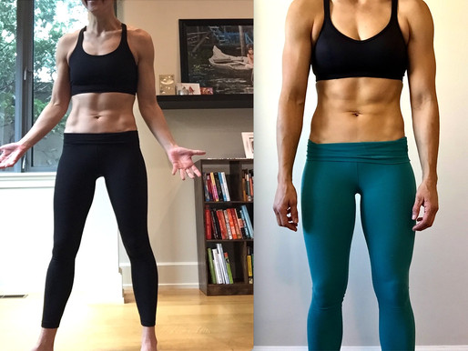 Mindset and Muscle Gain: An Extended Journey