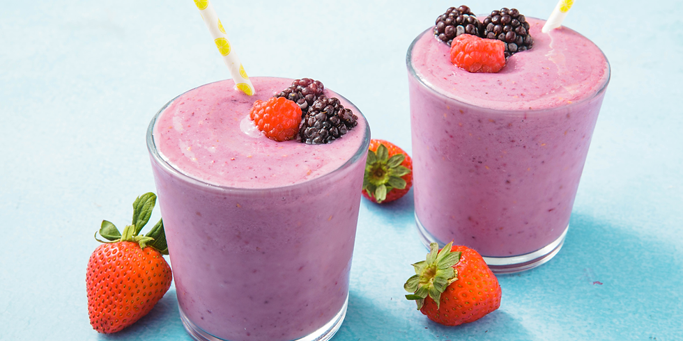 Cycle, Strength & Smoothies