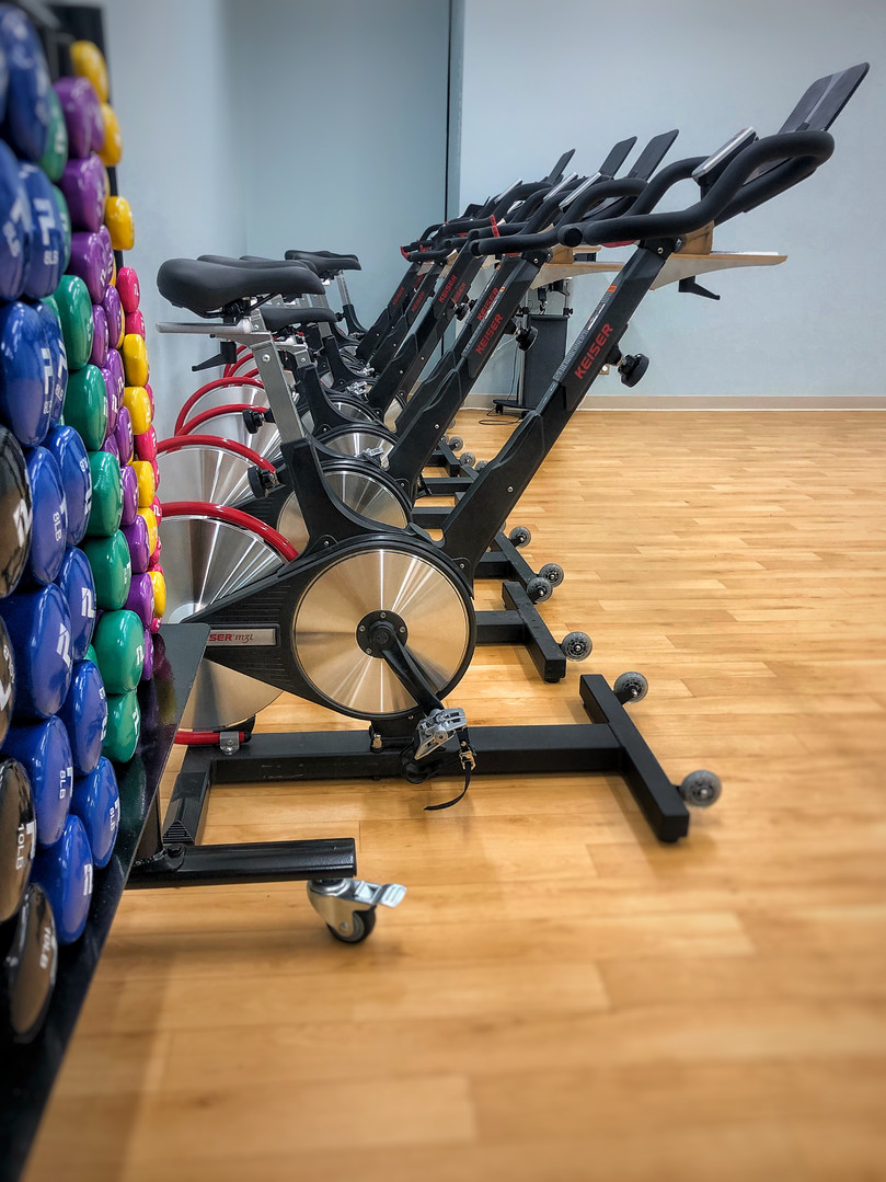Spin Classes