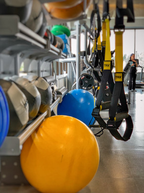 TRX and Functional Training