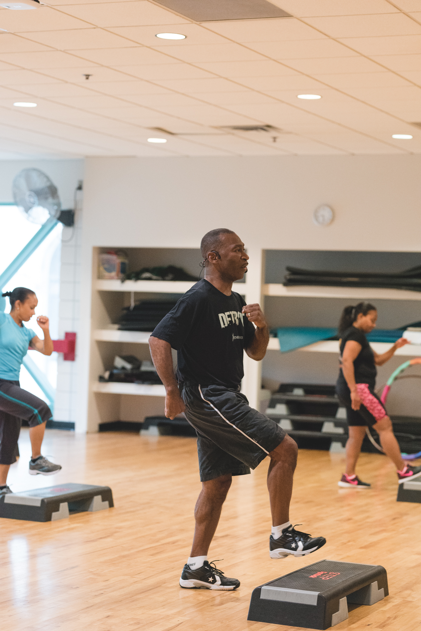 Fitness Center & Gym Near Detroit | FitnessWorks Health Club