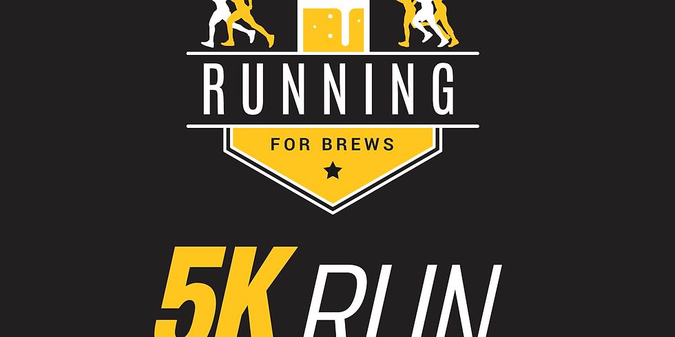 Running for Brews