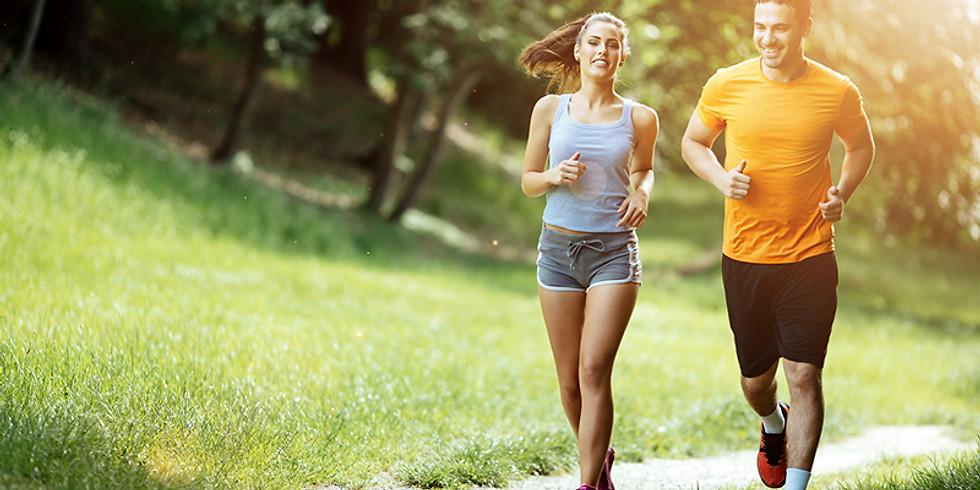 Run N Burn for Global Running Day