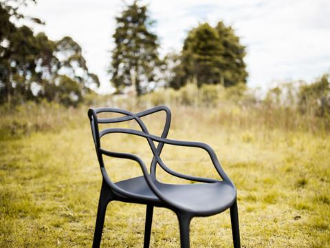 Cadeira Allegra: Vibrante, alegre e moderna!