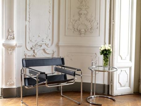 História das Cadeiras: B3 - Cadeira Wassily