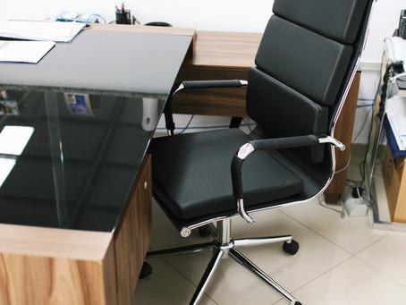 Cadeiras para home office e escritório.