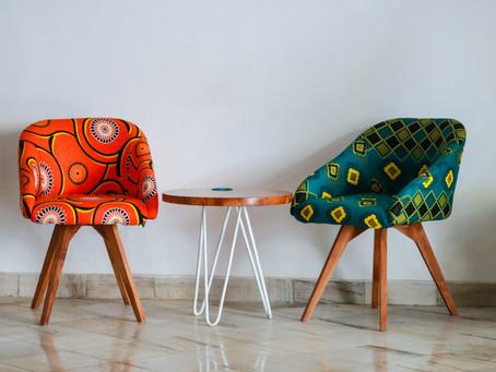 Dicas de cadeiras para sua recepção.