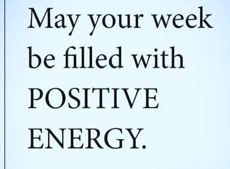 It's all about your ENERGY