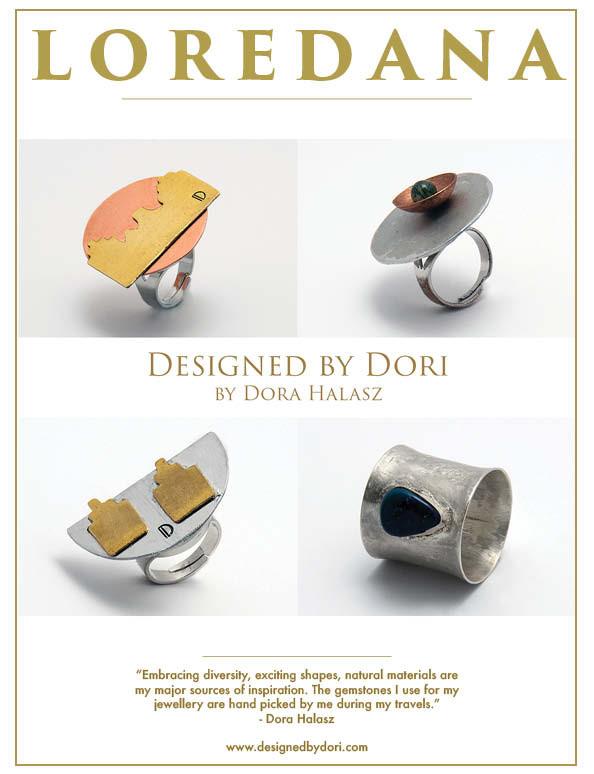Jewellery by DORA HALASZ